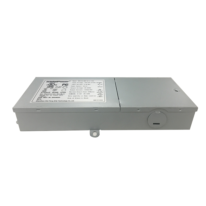 flicker free 60w led driver with junction box integration