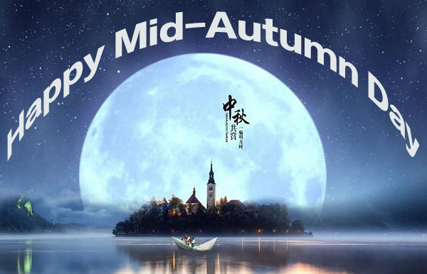 Happy Mid-Autumn Day